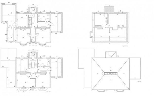 Pittswood_House_Existing_Plans
